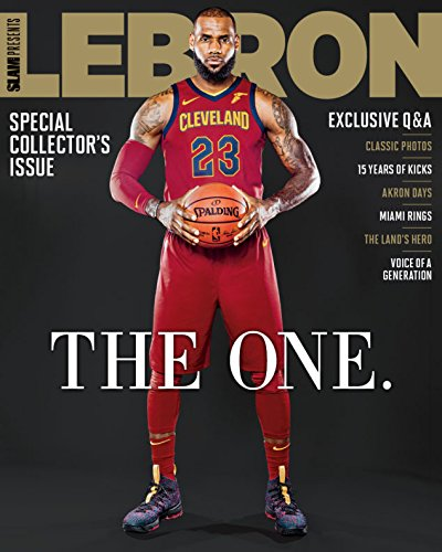 Slam Magazine Presents Lebron: The One Special Collector's - Nba Magazine Slam