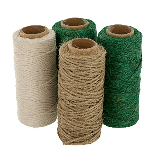 123-Wholesale - Set of 12 Garden Twine Spool Set - Lawn & Garden Garden Tools by 123-Wholesale