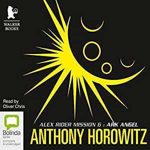 Ark Angel Audiobook
