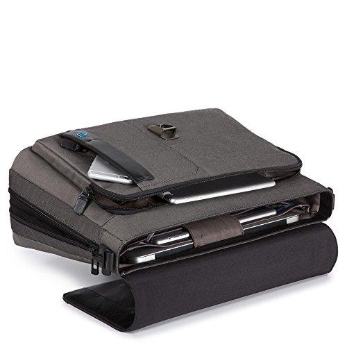 Piquadro Cartella a due manici porta PC con CONNEQU Classy