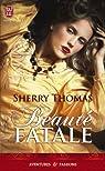 La trilogie Fitzhugh, tome 1 : Beauté fatale par Thomas