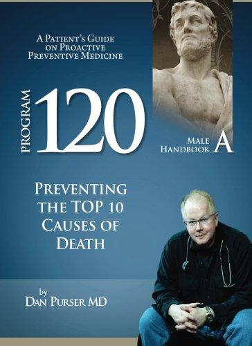 The Program 120® Preventive Medicine Patient Handbook A for Males