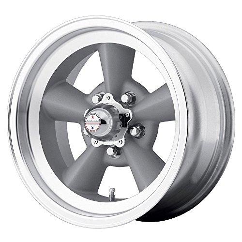 American Racing - TTO (Gun Metal) Size: 15x8.5 ()