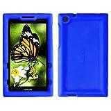 Bobj for ASUS ZenPad Z170C, Z170CG, Z170MG, P01Z – BobjGear Protective Tablet Cover (Batfish Blue)