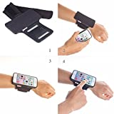 Best TFY iPhone 5s Armbands - TFY Open-Face Sport Armband + Detachable Case Review