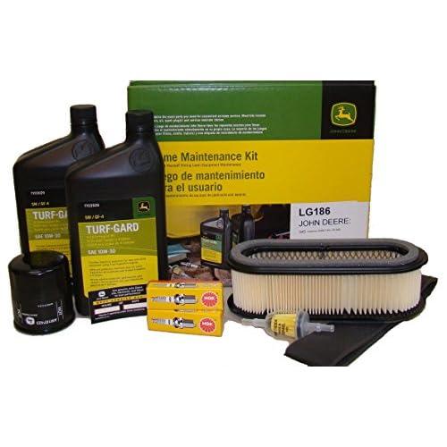 John Deere Original Equipment Filter Kit #LG186 big image