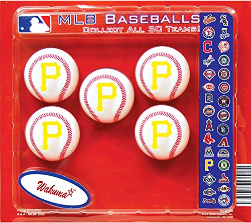 (Pittsburgh Pirates Cake Decorations Topper & Party Supplies. 2