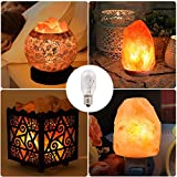 Unilamp Himalayan Salt Lamp Bulbs E12