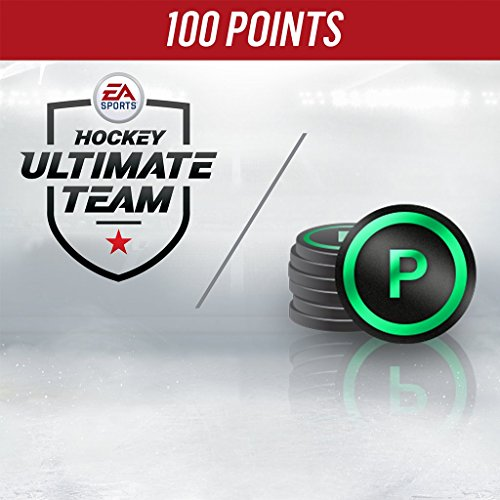 NHL 18 100 HUT Points Pack - PS4 [Digital - Code Hut