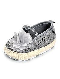 Baby Girls Flower Shoes Soft Sole Infant Toddler Sandals