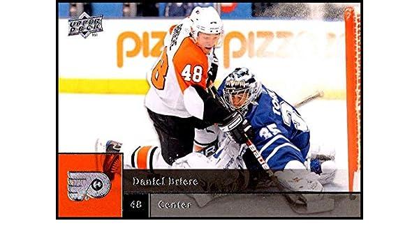 Amazon.com  2009-10 Upper Deck  292 Daniel Briere NM-MT Philadelphia Flyers  Official NHL Hockey Card  Collectibles   Fine Art 2fa0b23c6