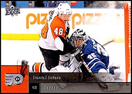 2009-10 Upper Deck  292 Daniel Briere NM-MT Philadelphia Flyers Official NHL b47ae292e