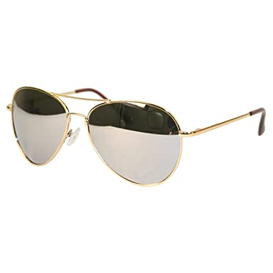 Aviator Sunglasses Gold