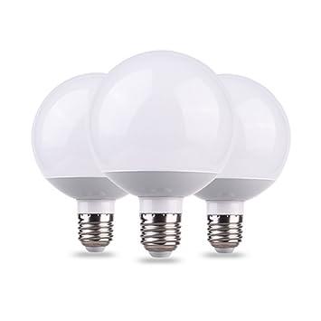 WJING E27 Bombilla LED, 5W (Equivalente A 40W) 360 ° Sin Esquina Muerta
