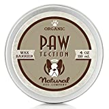 NaturalDog.com PAWTECTION | Organic, All Natural | For Protecting Paw Pads | 4 oz Tin