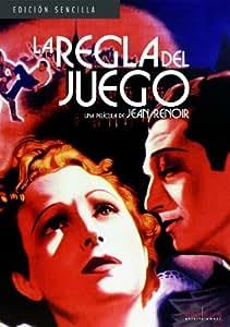 La Regla Del Juego [DVD]