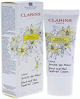Clarins Hand and Nail Treatment Cream, Neroli, 1 Ounce