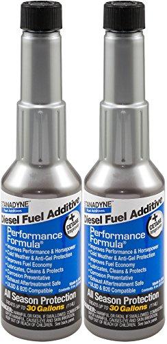 2 Bottles of Stanadyne 38564 Performance Formula 8 oz Diesel Fuel Additive