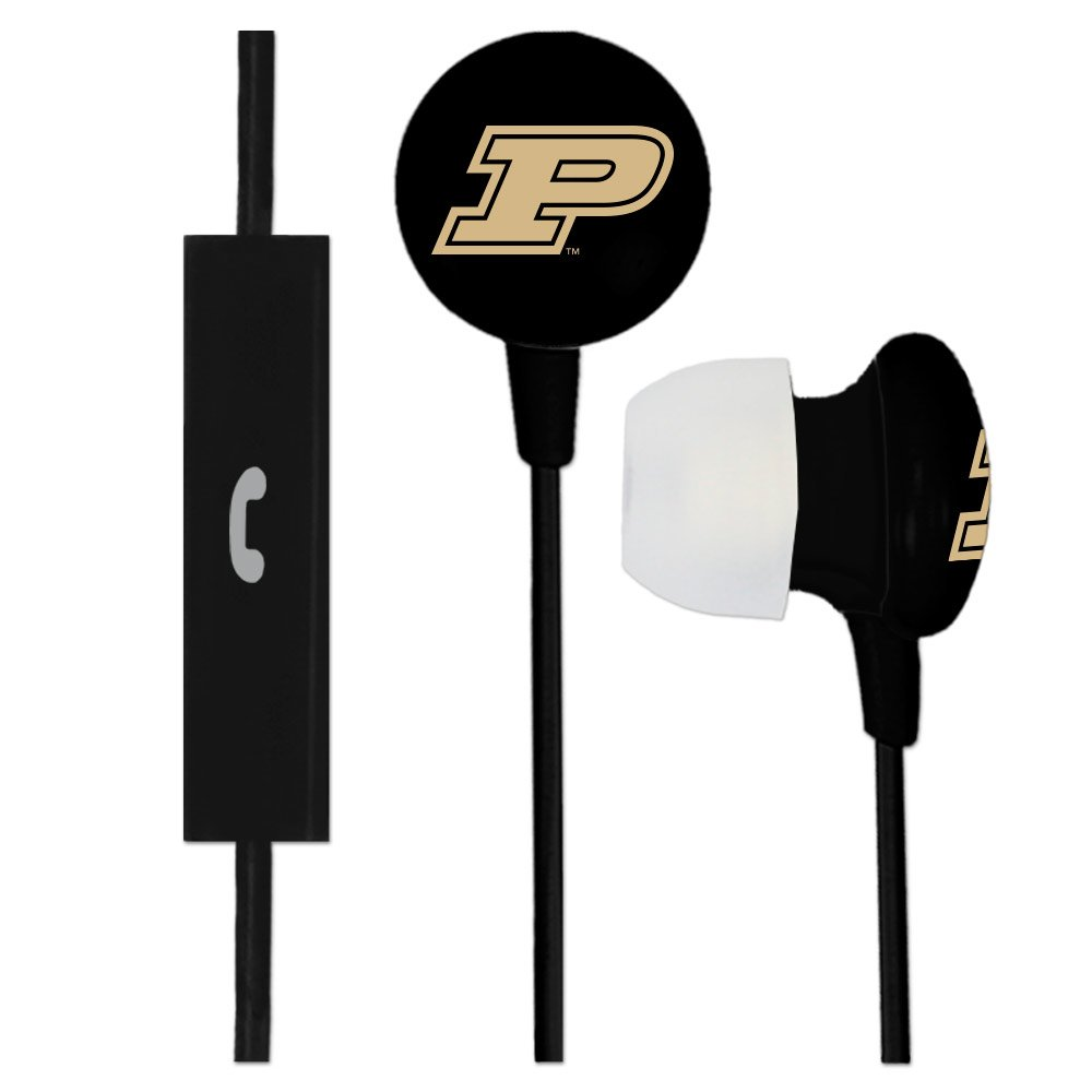 Microphone AudioSpice Purdue Boilermakers Ignition Earbuds