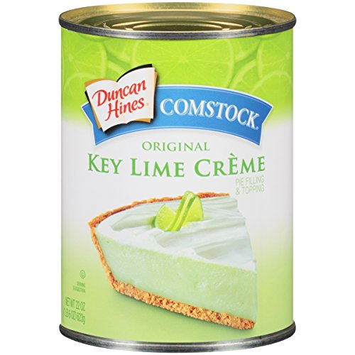 Comstock Original Pie Filling amp Topping Key Lime Creme 22 Ounce