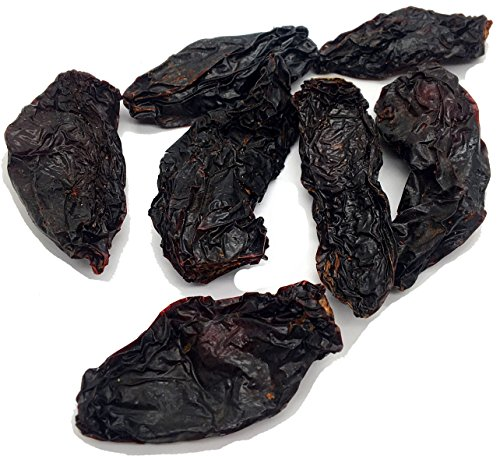 Dried Peppers 6 Pack Bundle - Ancho, Arbol, Guajillo, Pasilla, Chipotle, Cascabel Super Pack of Chiles by Ole Mission by Ole Mission (Image #4)