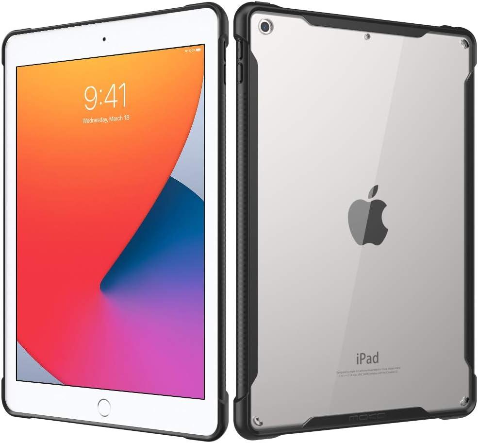 MoKo Funda para Nuevo iPad 8ª Generación 2020 iPad 7ª Generación 10.2