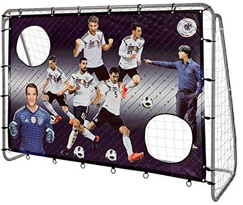 dfb Unisex Juventud 7 Wilde 213 cm con Unterschriftenball porter/ía de f/útbol One Size