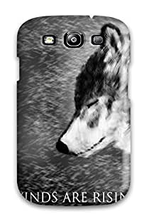 Tough Galaxy MeaBXZL4415NYmBJ Case Cover/ Case For Galaxy S3(wolf)
