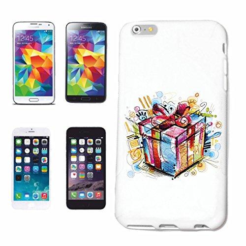 caja del teléfono iPhone 7 REGALO DE NAVIDAD DE LA VENDIMIA aniversario del cumpleaños del regalo sorpresa vendimia del regalo de Navidad del aniversario del cumpleaños regalo sorpresa Caso duro de