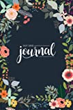 Dot Grid Journal: A Dotted Matrix Notebook And Planner: Bullet Journal And Sketch Book Diary For Calligraphy, Hand Lettering And Journaling