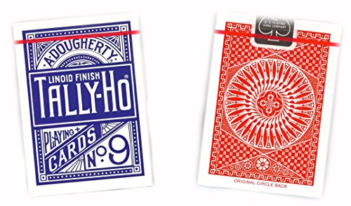 Tally Ho Playing Cards 12 Count
