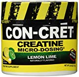 Cheap Con-cret Concentrated Creatine Powder Lemon Lime, 72 G, 72 Servings