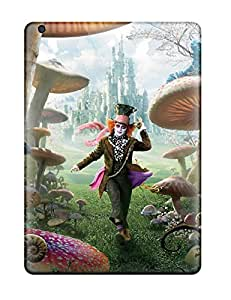 Ipad Air Alice In Wonderland Print High Quality Frame Cases Covers