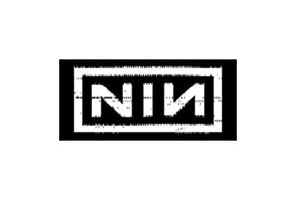 Cd 2 nine inch nails rock band music bumper sticker decal by superheroes brand