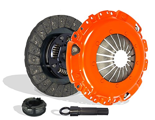 Clutch Kit Set Works With Golf Beetle Jetta Gl Gls Europa Cabrio Comfortline Trendline Gti Highline Variant 1998-2006 2.0L l4 GAS SOHC Naturally Aspirated (Stage 1; AEG Gasoline; MK4 model only) -