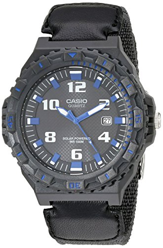 Casio MRW S300HB 8BVCF Tough Solar Watch