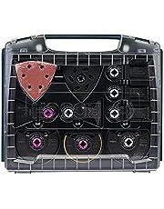 Bosch Professional 34 st. Inredningsset (i i -BOXX, starlock, tillbehör för multifunktionsverktyg)