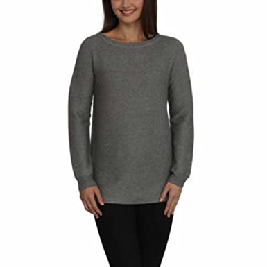 e43898ca1 Cyrus Ladies Ribbed Texture Pullover Tunic Sweater (X-Large