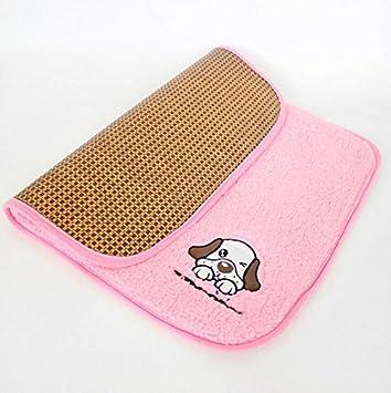 Mings Fácil de Lavar Doble Uso de Estera de enfriamiento para Mascotas 2 en 1 Estera