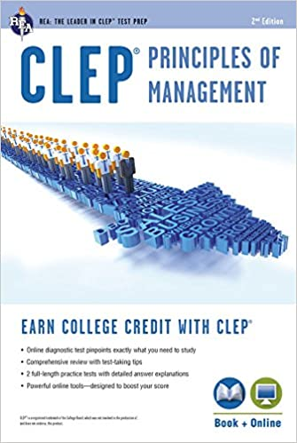 Clep principles of management book online clep test preparation clep principles of management book online clep test preparation 2nd edition fandeluxe Gallery