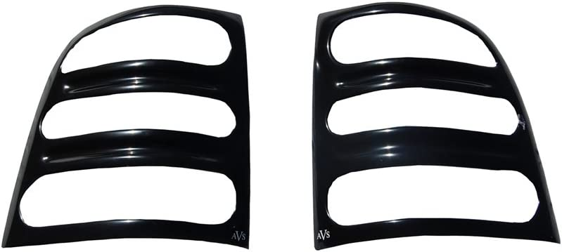 Auto Ventshade 36959 Slots Taillight Covers for 1995-2005 Chevrolet Blazer 1996-2001 Oldsmobile Bravada 1995-2004 GMC S15 Jimmy 1998-2001 GMC Envoy