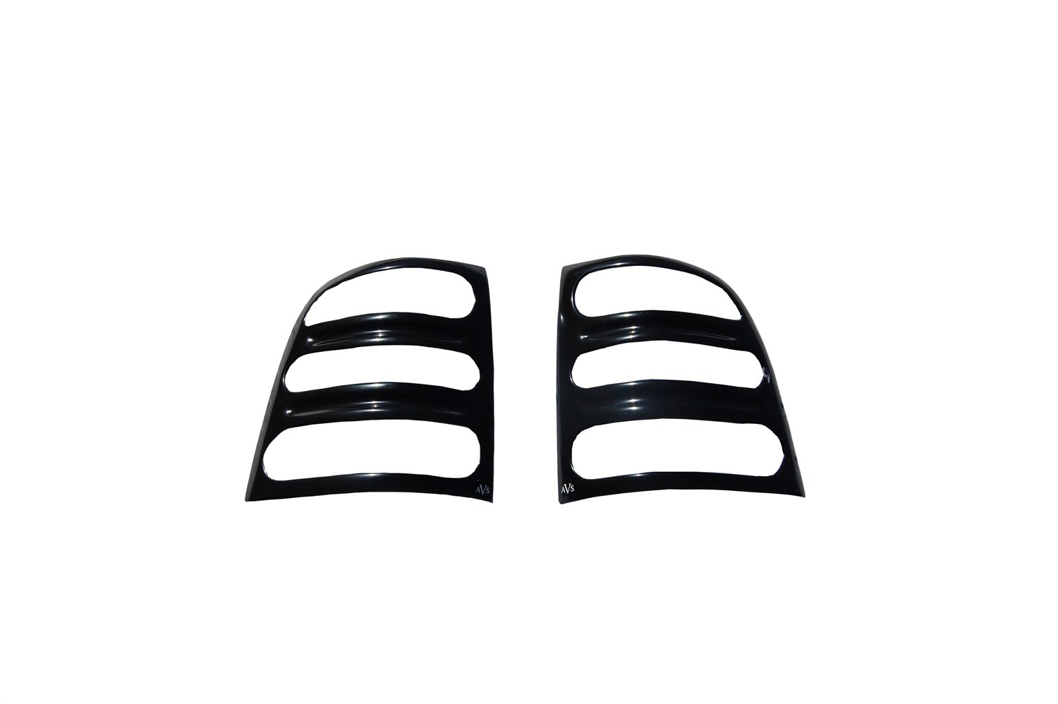 Auto Ventshade 36225 Slots Taillight Covers for 2004-2008 Ford F-150