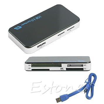 FidgetGear - Adaptador USB 3.0 Compact Flash Todo en 1 para ...