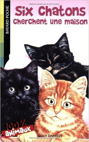 Livres Six chatons cherchent une maison pdf