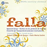 Falla: Orchestral Works