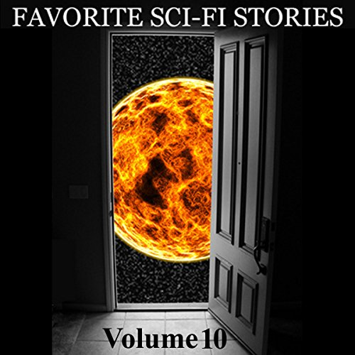 Favorite Science Fiction Stories, Volume 10