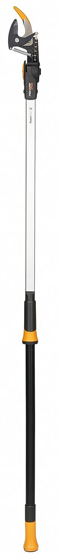 Fiskars UPX82 Pértiga para Ramas Grandes y Pequeñas con Capa Antiadherente, Negro, 10.1x160x7.1 cm: Amazon.es: Jardín