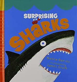 book cover of Surprising Sharks