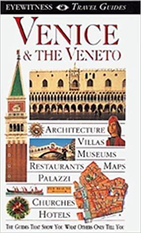 Book Venice & the Veneto (EYEWITNESS TRAVEL GUIDE) by Christopher Catling (1995-03-15)