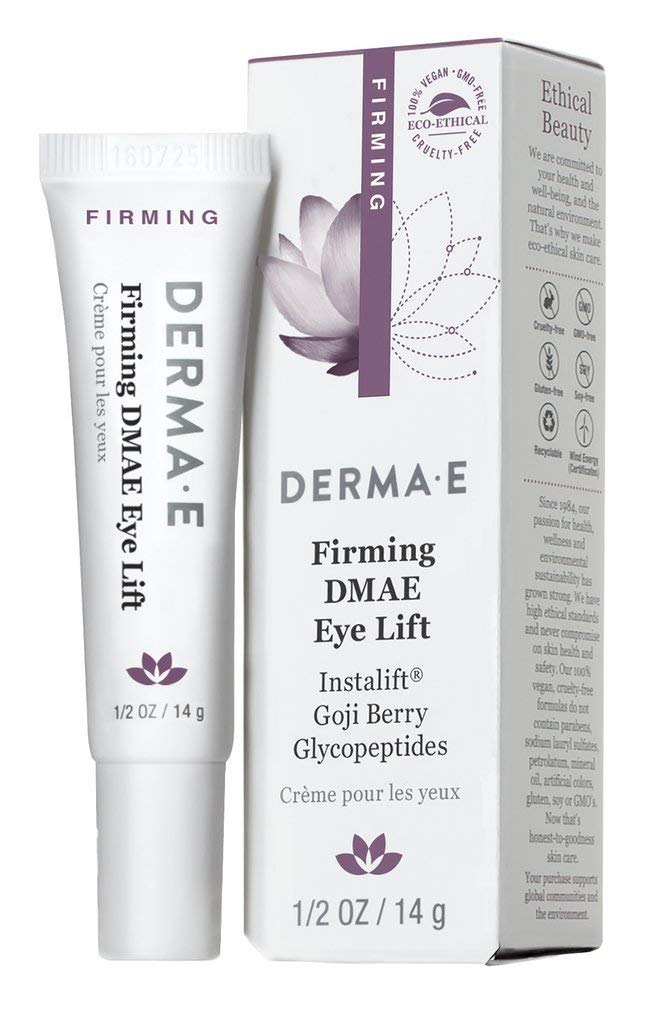 DERMA E Firming DMAE Eye Cream, 0.5oz by DERMA-E